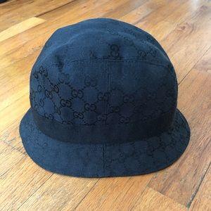 Vintage Gucci Bucket Hat